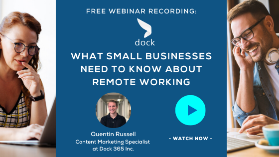 28. Remote Working for small businesses - webinar recording-1