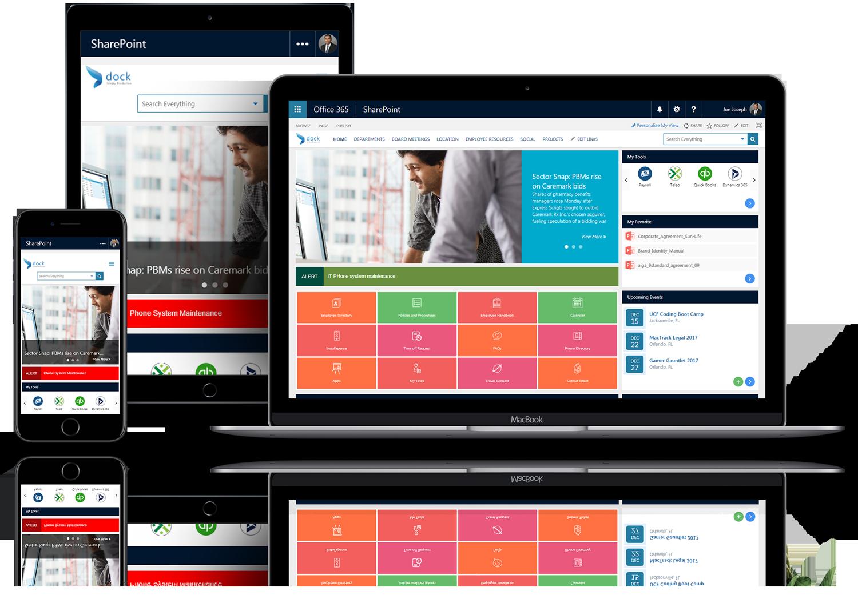 company-intranet-software