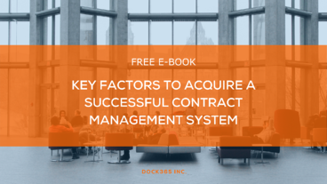 E-book - Successful Contract Management System Featured Image