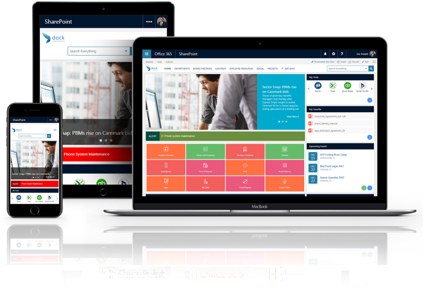 Portal-365-Office-Intranet-Corporate-Software