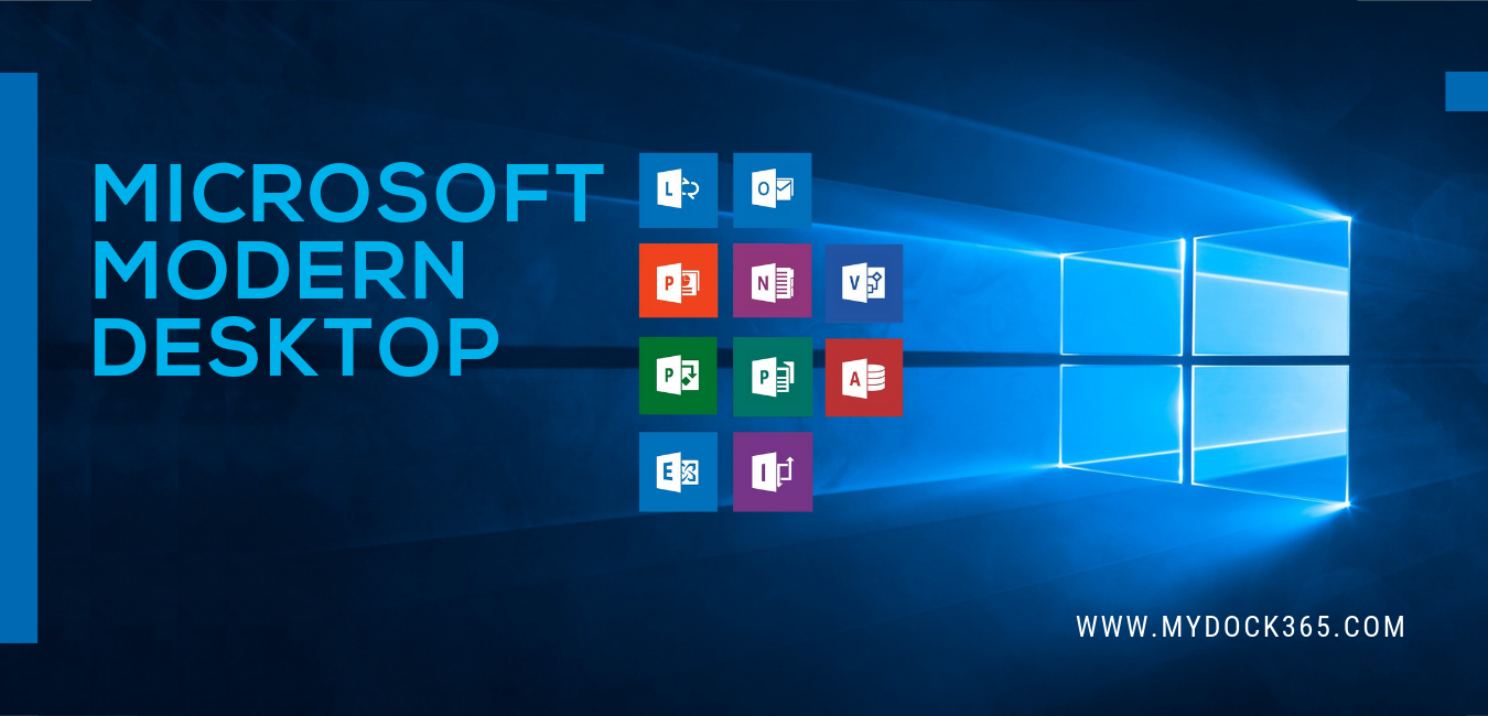 Microsoft Modern Desktop - Ebook banner