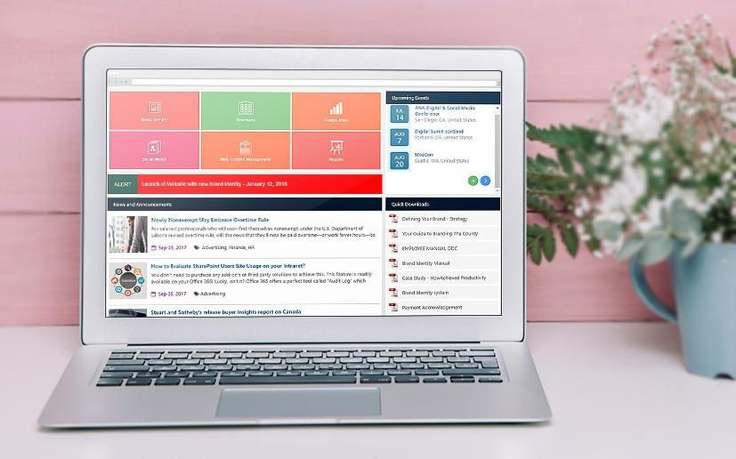 company-intranet