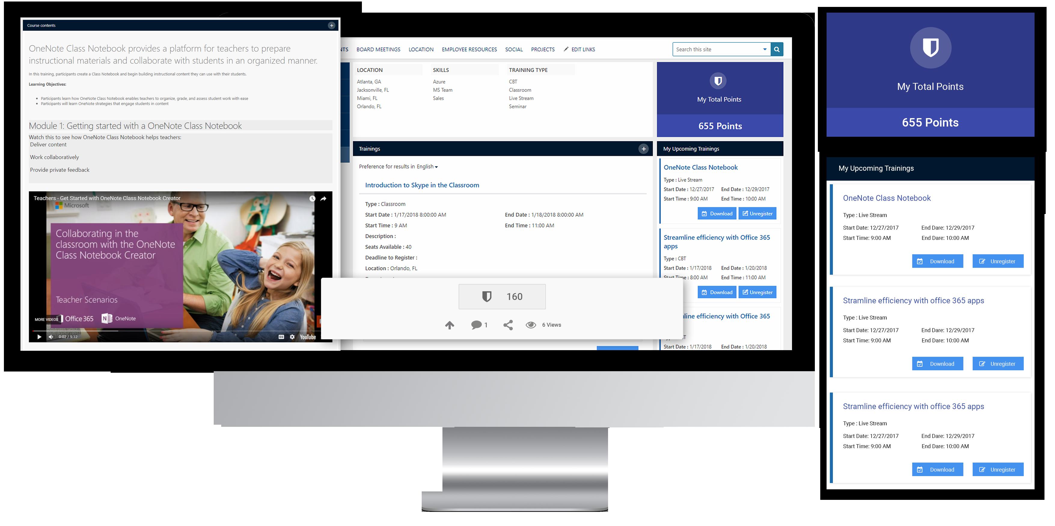 SharePoint-Training-Portal