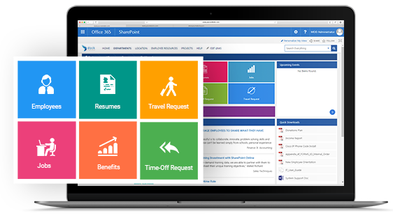 Dock 365 HR Portal