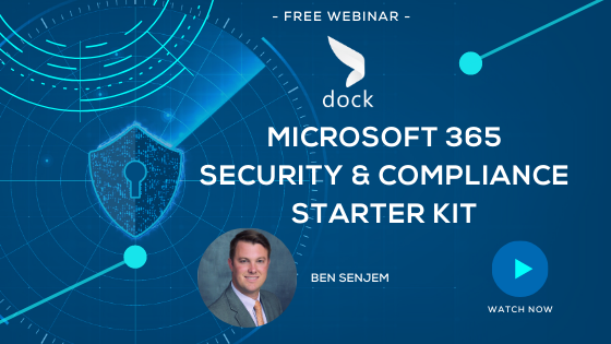 21. Webinar Banner_Microsoft 365 Security & Compliance Starter Kit-6