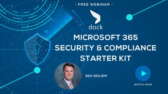 21. Webinar Banner_Microsoft 365 Security & Compliance Starter Kit-6
