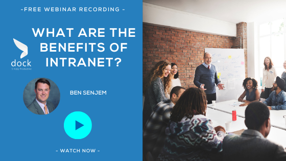 24. Webinar Banner- What Are the Benefits of Intranet_-5