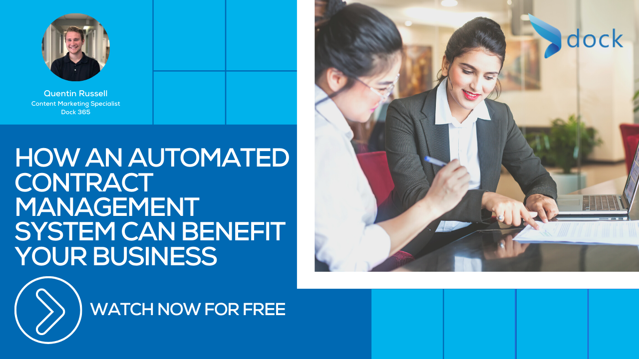 Copy of Webinar - How an Automated Contract Management System Can Benefit Your Business (1)