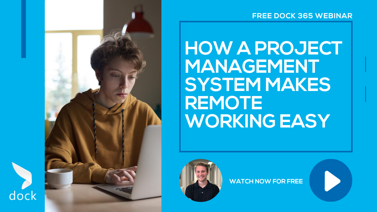 How a Project Management System Makes Remote Working Easy